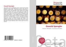 Oswald Spengler kitap kapağı
