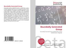 Bookcover of Boundedly Generated Group