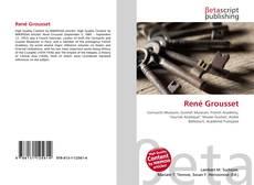 Portada del libro de René Grousset