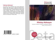 Bookcover of Nikolay Alekseyev