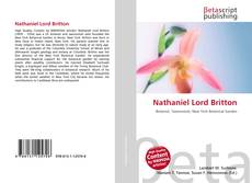 Bookcover of Nathaniel Lord Britton