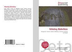Bookcover of Nikolay Bobrikov