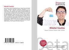 Bookcover of Nikolai Vavilov
