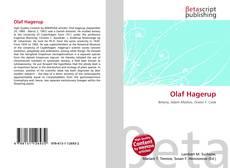 Buchcover von Olaf Hagerup