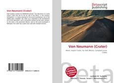 Bookcover of Von Neumann (Crater)