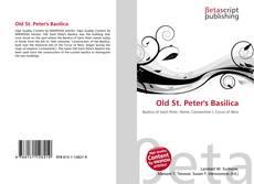Portada del libro de Old St. Peter's Basilica