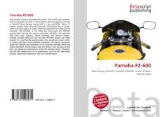 Buchcover von Yamaha FZ-600