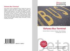 Bookcover of Oshawa Bus Terminal