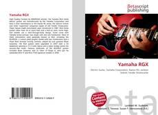 Bookcover of Yamaha RGX