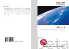 Bookcover of STS-119