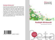 Buchcover von Rudolph Minkowski