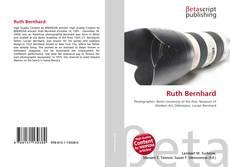 Bookcover of Ruth Bernhard