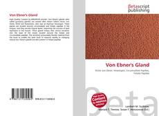 Bookcover of Von Ebner's Gland