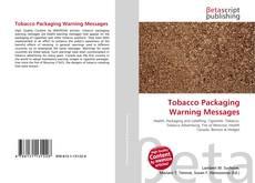 Buchcover von Tobacco Packaging Warning Messages