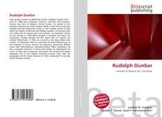 Buchcover von Rudolph Dunbar