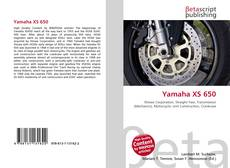 Bookcover of Yamaha XS 650