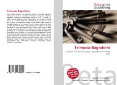 Teimuraz Bagrationi kitap kapağı