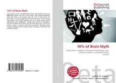Capa do livro de 10% of Brain Myth