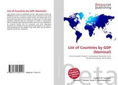 Borítókép a  List of Countries by GDP (Nominal) - hoz
