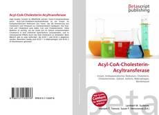 Acyl-CoA-Cholesterin-Acyltransferase kitap kapağı