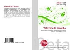 Bookcover of Valentim de Carvalho