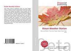 Bookcover of Ocean Weather Station