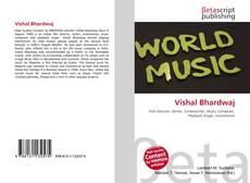 Vishal Bhardwaj kitap kapağı