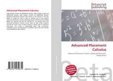 Portada del libro de Advanced Placement Calculus