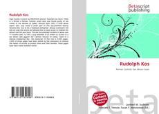 Bookcover of Rudolph Kos