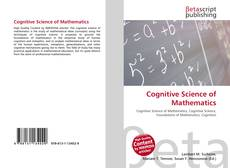 Bookcover of Cognitive Science of Mathematics