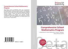 Bookcover of Comprehensive School Mathematics Program