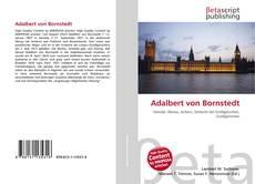 Adalbert von Bornstedt kitap kapağı