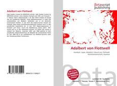 Portada del libro de Adalbert von Flottwell