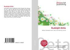 Buchcover von Rudolph Dirks