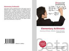 Bookcover of Elementary Arithmetic