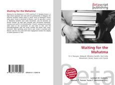 Copertina di Waiting for the Mahatma