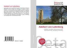 Bookcover of Adalbert von Ladenberg