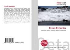 Bookcover of Ocean Dynamics