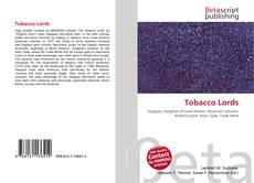 Buchcover von Tobacco Lords
