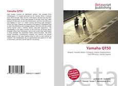 Portada del libro de Yamaha QT50