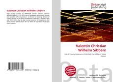 Обложка Valentin Christian Wilhelm Sibbern