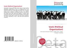 Capa do livro de Vonk (Political Organisation)
