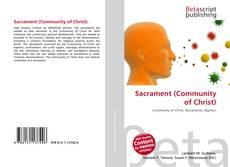 Обложка Sacrament (Community of Christ)