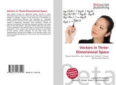 Portada del libro de Vectors in Three-Dimensional Space