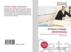 Bookcover of St Peter's College, Johannesburg