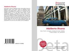 Bookcover of Adalberto Álvarez