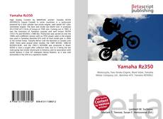 Bookcover of Yamaha Rz350