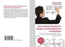 Borítókép a  International Society for Design and Development in Education - hoz