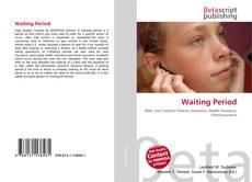 Capa do livro de Waiting Period
