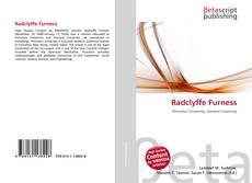 Portada del libro de Radclyffe Furness